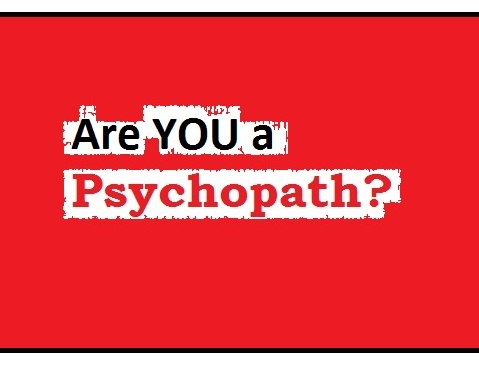 Are you a psychopath