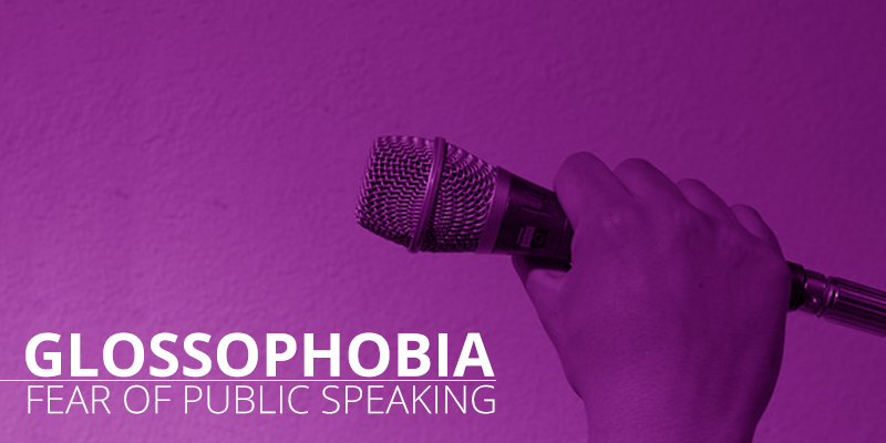 Fear of Public Speaking- Causes, Symptoms and Treatment