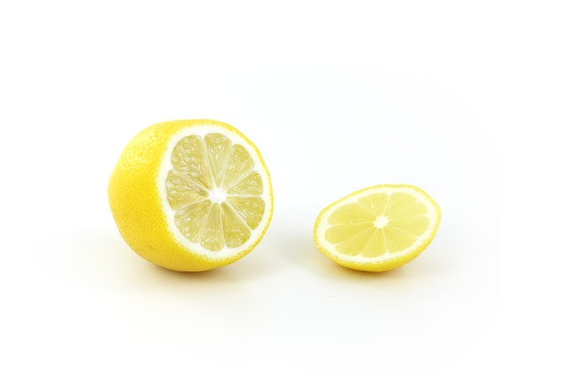 lemon to get rid of pimple scars